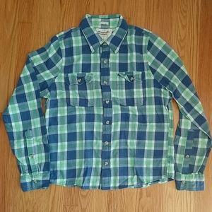 Abercrombie & Fitch men's flannel shirt